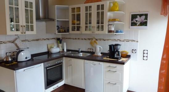 Küchenzeile, Küche