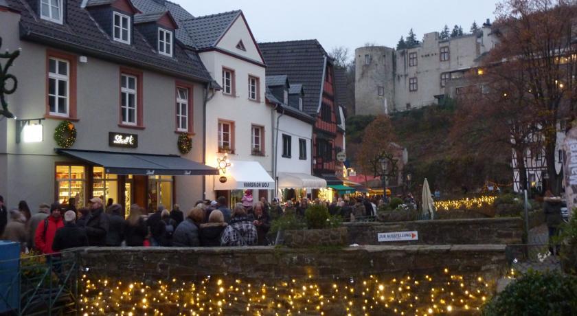 Burg, Altstadt, Bad Münstereifel