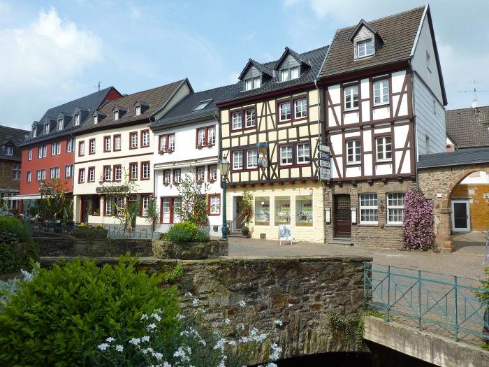 Historische Altstadt von Bad Münstereifel